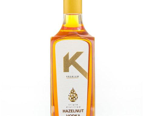 Neues im Sofienwirt: Kartoff Hazelnut Vodka