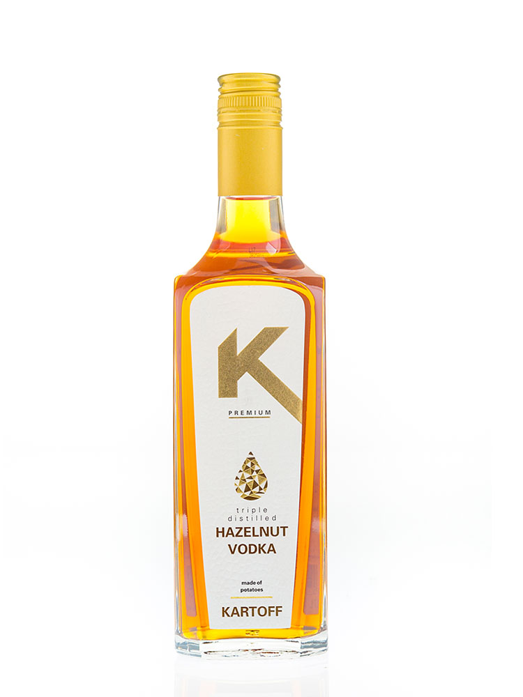 Kartoff Hazelnut Vodka